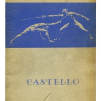 1939 Castello Equipment Catalog